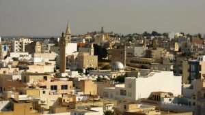 sousse by idrawnaked