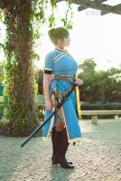 Lyndis - FE: Rekka no Ken - Full Body by akathays