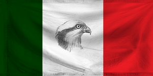 Italian Imperial Flag by ZhaneAugustine