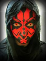 Darth Maul by InkIsMyPassion