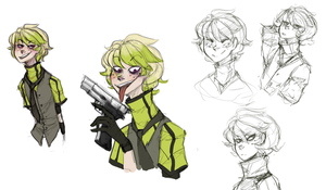 SHSL Killer Shota by Forestii