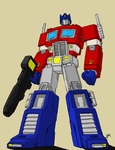 G1 Optimus Prime by Arconic