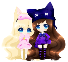 Candy and Cogitari by Miielle