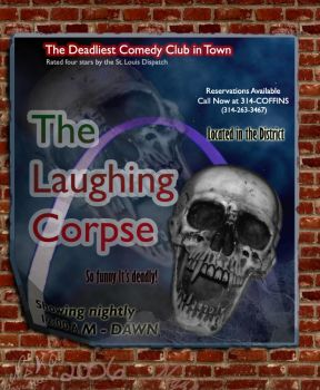 The Laughing Corpse - Poster 2 by anita-blake