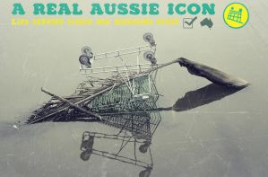 A real Aussie icon by AbsurdWordPreferred