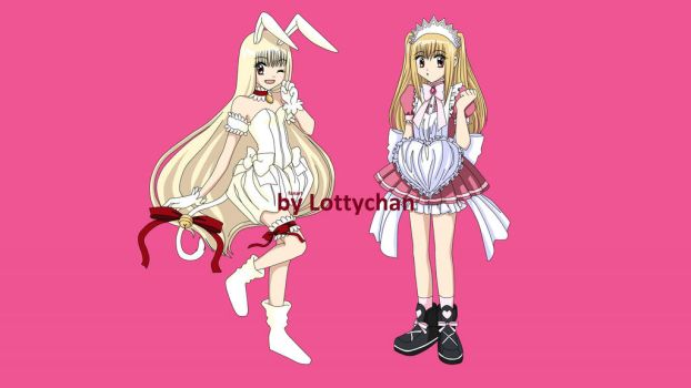 Mew Berry Anime style version by Lotty-chan
