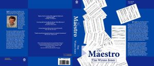 The Maestro Book Jacket by alswaiter