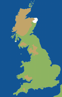 The British Isles (WIP) by FrankRT
