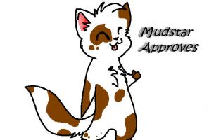 Mudstar Approves by catdoq