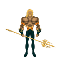 MyDCU2: Justice League: Aquaman by BSDigitalQ