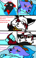 Foxy sitter page 14 by hardgirl92