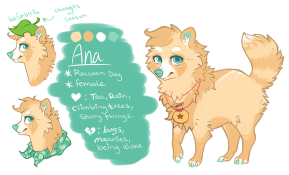 Ana Reference 2014 by Twifeather