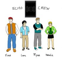 Echo Crew (Dance Central OCs) by thestarishere99