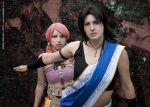 FFXIII - I'm gonna protect you by Rayi-kun