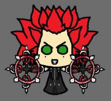 Axel by PPG-RRB-Fan