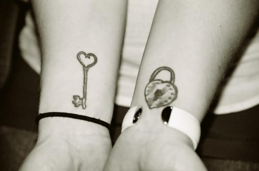 Heart Under Lock and Key by JoshWasThere