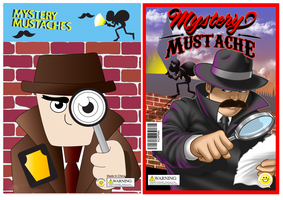 MYSTERY MUSTACHE by BROWN73