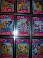 MLP Trading Card Collection 3 by MasteroftheContinuum