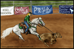 Willie - 2012 SFWS Breakaway Roping by painted-cowgirl