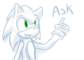 Ask Sonic by CleverConflict