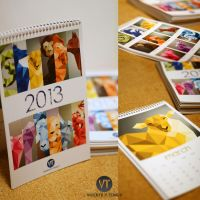 Chinese Horoscope 2013 Calendar by vicenteteng
