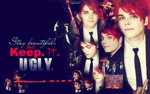 Stay beautiful wallpaper 050 by saygreenday