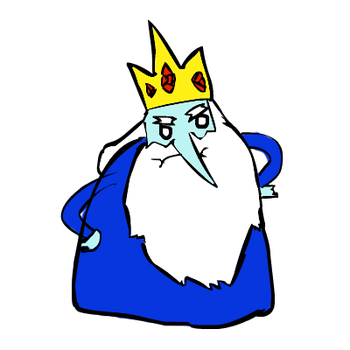 Ice King by AndyDrewX22