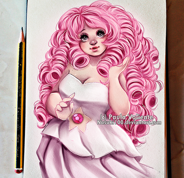 Rose Quartz by Nasuki100