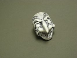 Clay Head 2 shot 2 by streedes