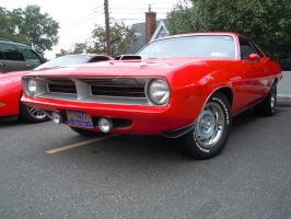 1969 Plymouth Barracuda 440 II by Brooklyn47