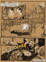 Indy comic page 2 by jeffzombie37