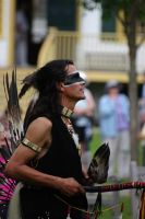 Traditional Male Dancer by JadedExistence