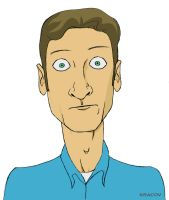 Ryan Stiles by Kracov