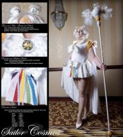 Sailor Cosmos by greenfire