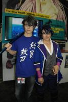 Photo Op with KANAME by Bkitten