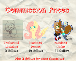 COMMISSIONS: PLEASE READ THE RULES FIRST! by Lil-Wang