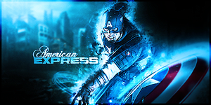 AmericanExpress Tag by MasFx