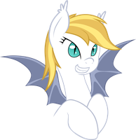 Florence the Bat Pony 5 by Zee66