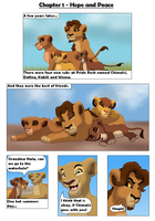 Kiburi Baadaye Chapter 1, page 1 by lionobsession