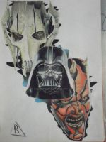 dark side by danielrozo