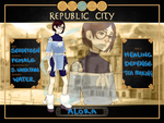 RepublicCity App_Alora by prince-buggy