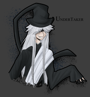 .:Undertaker:. by dacrazycat