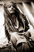 Jack Sparrow in Venice X by marcellomasiero