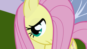 Vector - Fluttershy 'My Little Pony' by TheMidknightStar