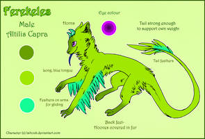 C.:Ferekeles Ref Sheet:. by The-F0X