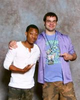 Tyler James Williams and I by Jdogg117