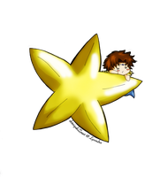 Bartz Klauser's Star by shiroiyukiZero6