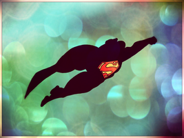 Superman Silhouette by haydenyale