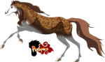 Horse 1 Detailed - 9th June 2015 by purapuss