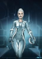 GEM from Tron by RileyJr
